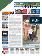 September 15, 2017 Strathmore Times