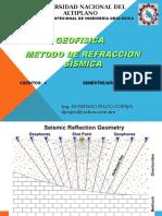 Sismica formulacion PRACTICA EJEMPLO DE REFRACCION.ppt