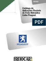 Peugeot Freio