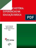 MACHADO.gernARDT.franZEN.ensino de Historia Experiencias Na Educacao Basica