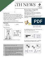 Module 1 Topic b