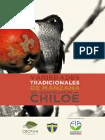 CECPAN_Variedades Tradicionales de Manzana Del Archipielago de Chiloé