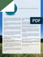Charte Management Equitable 2010