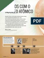 Ciencia Hoje 100 Anos Com o Nucleo Atomico