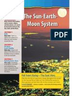 Chapter 23- The Sun-Earth-Moon System