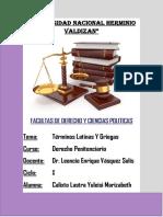 Universidad Nacional Herminio Valdizan