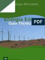 Energia Eolica. Guia Tecnica