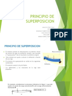 Principio de Superposicion Analisis