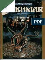 TSR 9276 - LNA1 - Thieves of Lankhmar