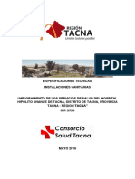 Eett Sanitarias Tacna