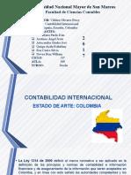 Ci Arte España Ecuador Colombia