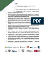 Principios de Desarrollo Sostenible Empresarial