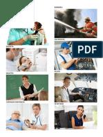 Profesiones y Oficios, Imagenes