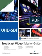 Gennum Video Broadcast Guide
