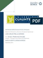 Juan Carlos Pinilla.tareA 1.1 Ensayo.