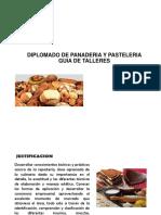 Formulaciones Diplomado de Pastelería