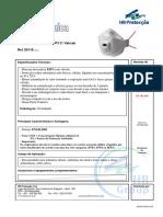 Máscara Descartável FFP3 C Válvula 3M - FFP3 9332.pdf