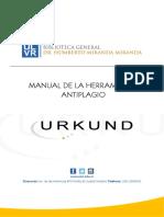 Manual Urkund Pass