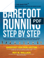 Barefoot Running Step by Step - Ken Bob Saxton