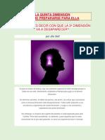 La Quinta Dimensión y Cómo Prepararse.pdf