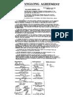 Panglong Agreement Burma 12-February-1947