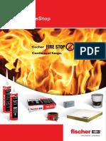 Fischer Catalogo Firestop ES Argentina