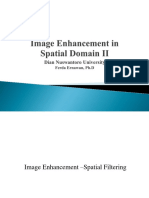 Chapter 3-Image Enhancement in Spatial Domain II