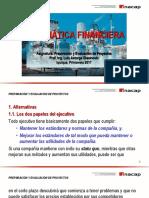Matemática financiera Profesor Inacap Preparación y evaluación de proyectos