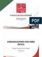 Unidad 1 - Generalidades de La Fibra Óptica