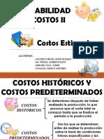 Costos II - Costos Estimados y Costos Estandar-1