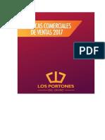 Politicas Comerciales Version II 2017