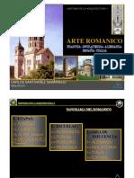 HISTORIA DE LA ARQUITECTURA ( ROMANICO)
