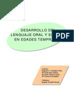 16Desarrollo del Lenguaje Oral Y Escrito A Edades Tempranas.pdf