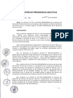 Normas Para La Aplicacion Del Dimensionamiento de Entidades Res200-2015-SERVIR-PE