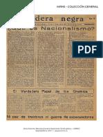 Bandera Negra N° 5 - Junio de 1952