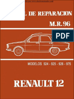 Manual de Reparacion Renault 12 2016