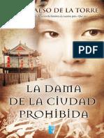 La dama de la ciudad prohibida - Jesús Maeso de la Torre.pdf
