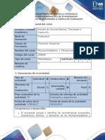 Guía de Actividades y Rubrica de Evaluación - Paso 2 Diseñar La Propuesta Del Proyecto de Implementación