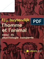 El hombre y el animal