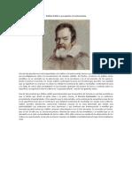 Galileo Galilei y Sus Aportes a La Astronomía