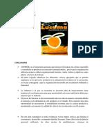 AGROEXPORTACION DE LUCUMO CONCLUSIONES Y RECOMENDACIONES.docx