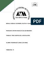 Revolucion Mexicana Relato
