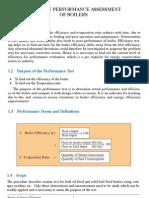 Energy Efficiency Assessment Book