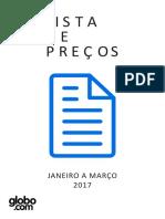 TabeladePrecosJaneiro2017 Globo