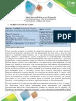 Syllabus Etica Ambiental