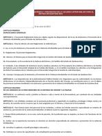 10 Reglamento de La Ley de Asistencia y Prevención de La Violencia Intrafamiliar Para El Estado de Quintana Roo