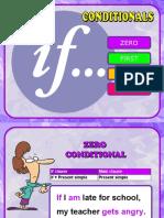 Conditionals Ppt Grammar Drills Grammar Guides Picture Description 48994