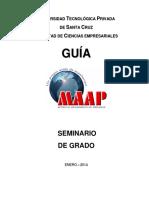 GUIA Seminario de Grado
