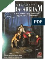 Aventuras en La Tierra de Arkham