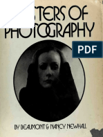 Beaumont and Nancy Newhall - Masters of Photography